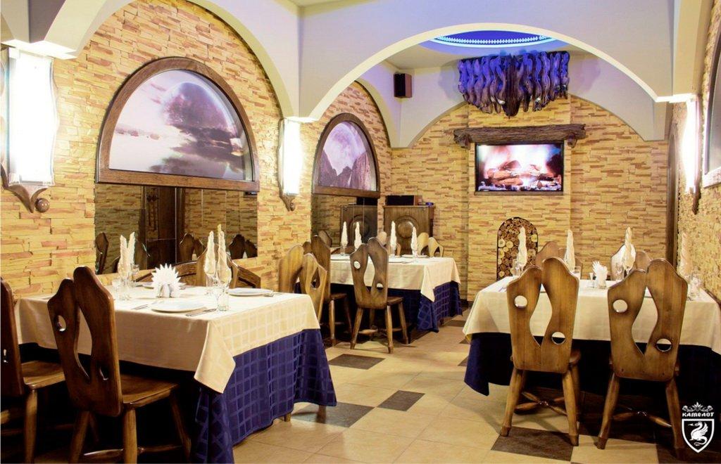 Ресторан 'Камелот' - VIP-зал