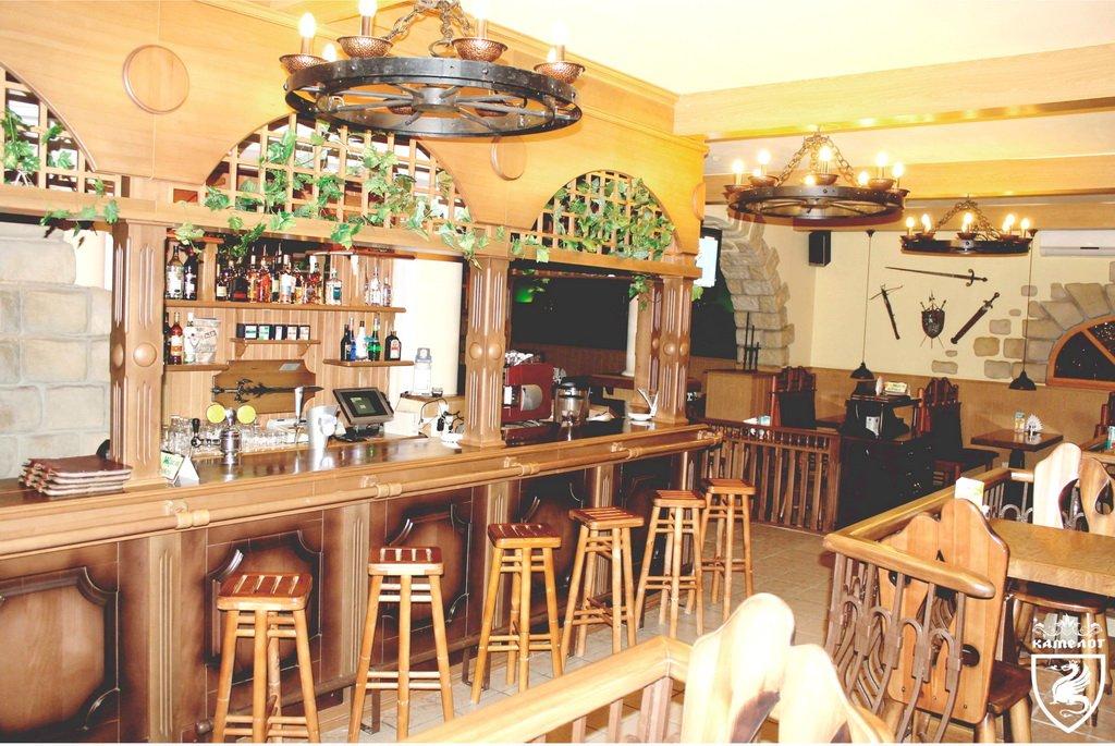 Ресторан 'Камелот' - бар