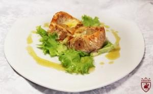 Меню ресторана - блюдо 2